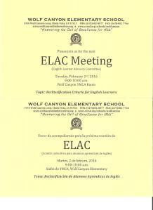 Wolf Canyon ELAC Invitation 001