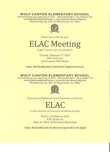 Wolf Canyon ELAC Invitation 001
